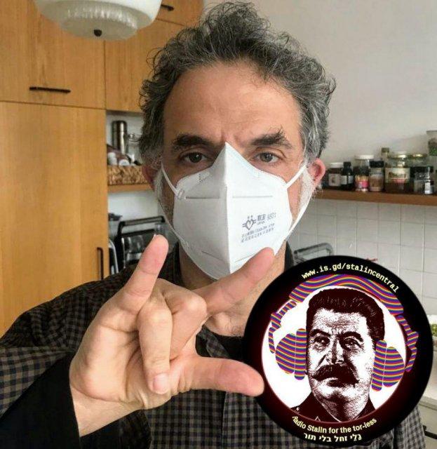 Etgar Keret (via phone call) on Radio Stalin